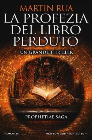 Copertina La profezia del libro perduto