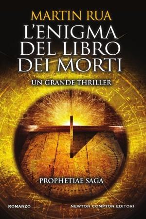 Copertina L'enigma del libro dei morti