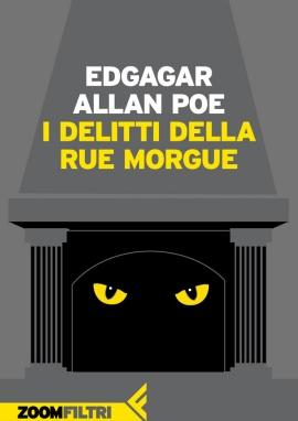 Copertina I delitti della Rue Morgue