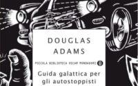Copertina Guida galattica per gli autostoppisti