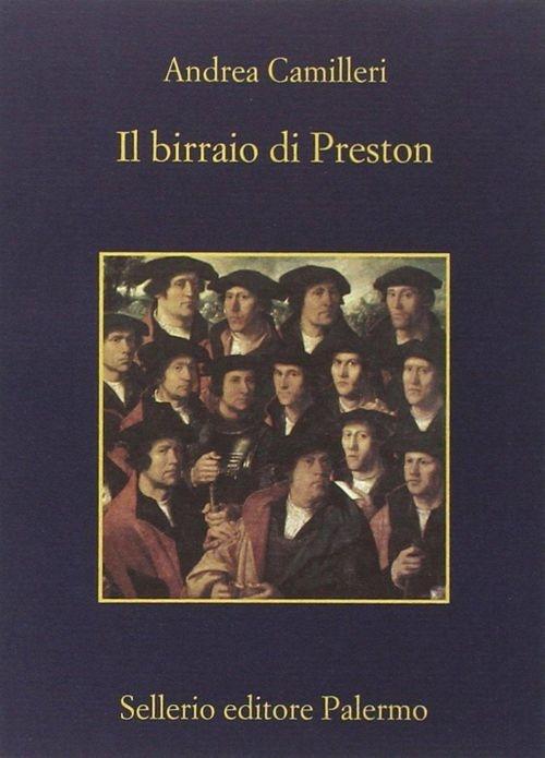 Copertina Il Birraio di Preston